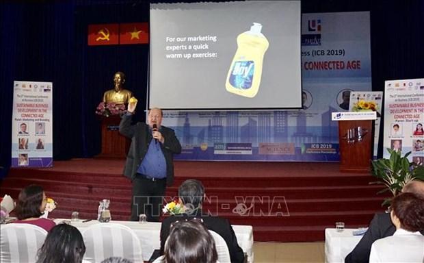 Le developpement durable des entreprises a l'ere connectee hinh anh 1