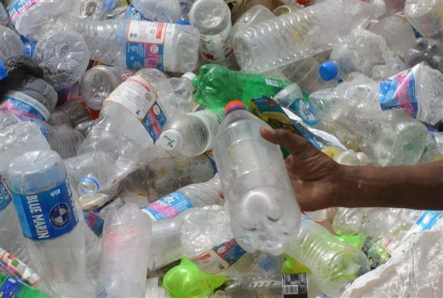 Le president philippin propose l'interdiction des plastiques a usage unique hinh anh 1
