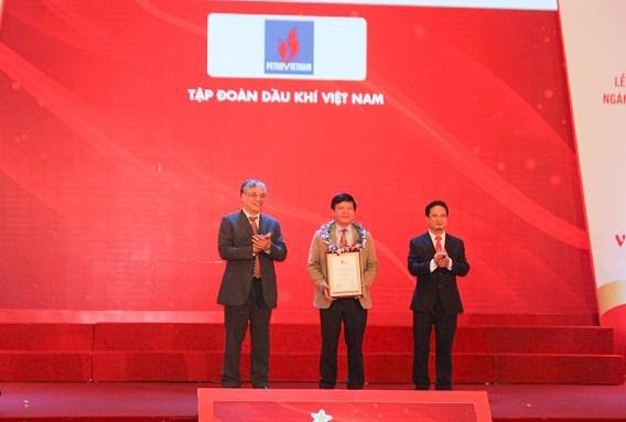 PVN est en tete dans le top 500 des plus grandes entreprises du Vietnam hinh anh 1