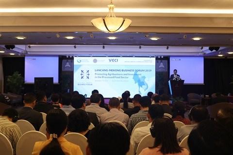 Promouvoir le commerce entre les pays de la region du Mekong – Lancang hinh anh 1