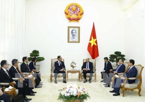 La prefecture japonaise Saitama souhaite dynamiser ses relations avec le Vietnam hinh anh 1