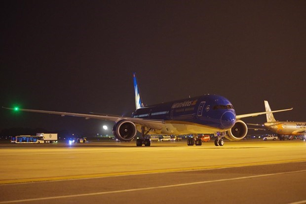 Vietnam Airlines recoit son premier Boeing 787-10 Dreamliner hinh anh 2
