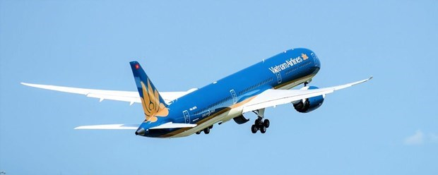 Vietnam Airlines recoit son premier Boeing 787-10 Dreamliner hinh anh 5