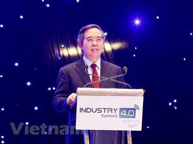 Le Vietnam devra profiter de la 4eme Revolution industrielle pour devenir un pays developpe hinh anh 2