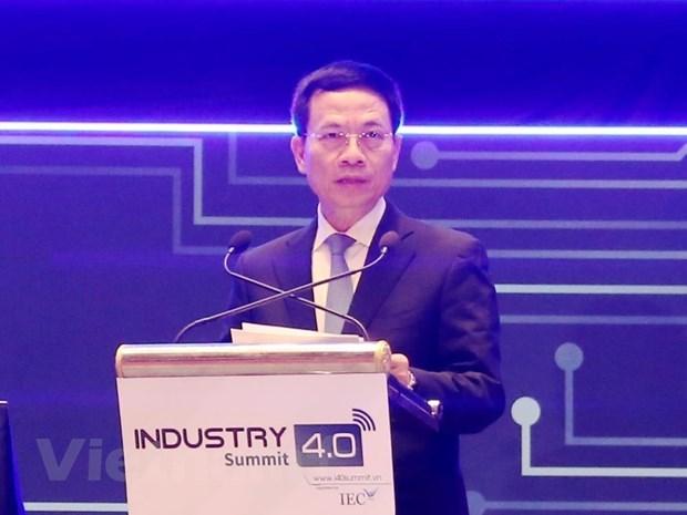 Le Vietnam devra profiter de la 4eme Revolution industrielle pour devenir un pays developpe hinh anh 3