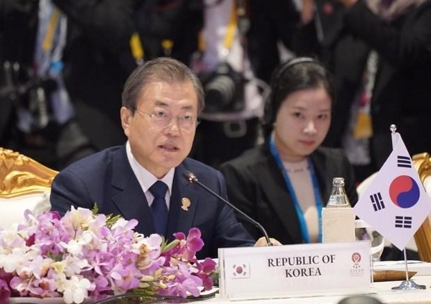 L'ASEAN est un ami et un conseiller fiable dans le processus de la paix en peninsule coreenne hinh anh 1