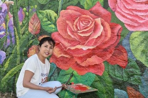 Nguyen Thu Thuy, la ceramiste des espaces urbains hinh anh 1