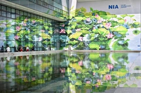 Nguyen Thu Thuy, la ceramiste des espaces urbains hinh anh 2