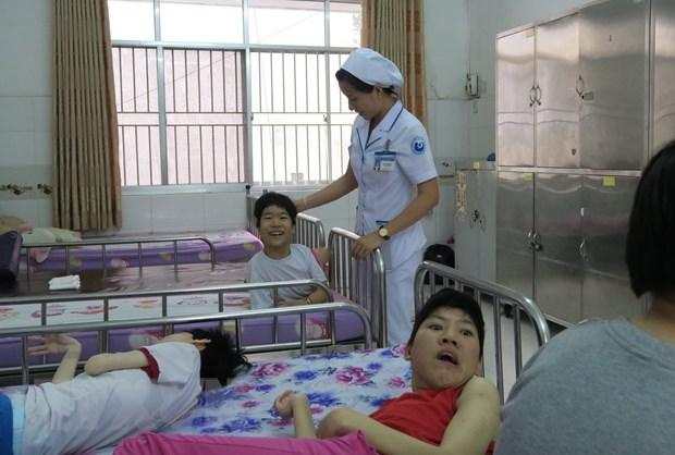 L'Association d'amitie Suisse-Vietnam aux cotes des Vietnamiens defavorises hinh anh 1