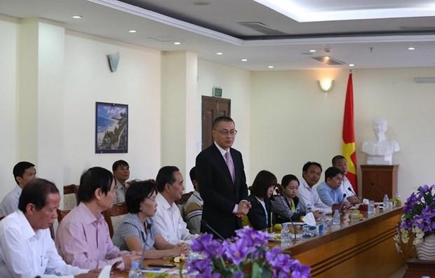 Le fonds de developpement de la main-d'œuvre de la communaute des Cambodgiens voit le jour hinh anh 1