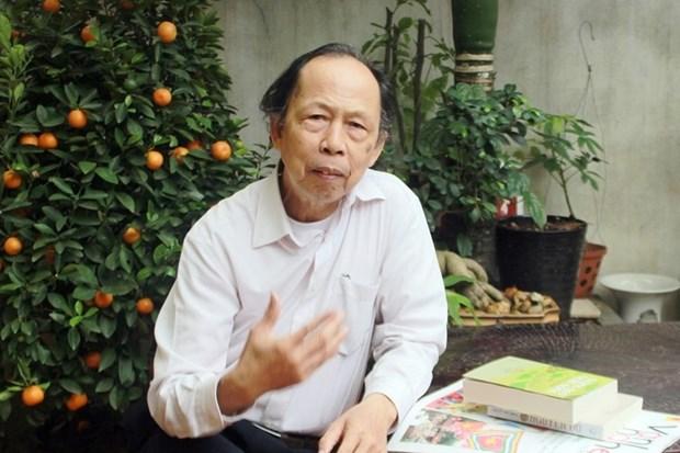 Trois ecrivains vietnamiens recoivent le prix litteraire de l'ASEAN hinh anh 1