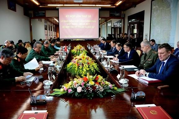 Le Vietnam et la Bielorussie promeuvent la cooperation dans la technique militaire hinh anh 1