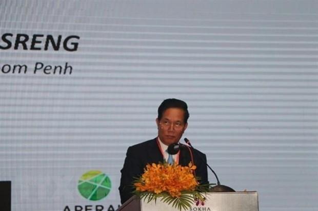 L'AIMF discute de la ville resiliente et des defis de la reconstruction urbaine hinh anh 1