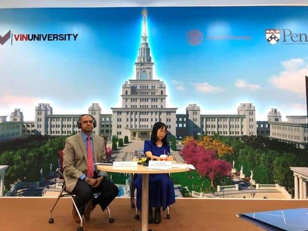 VinUni ambitionne de creer une universite d'elite au Vietnam hinh anh 2