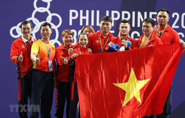 SEA Games 30 : le Premier ministre adresse ses felicitations a la delegation vietnamienne hinh anh 1