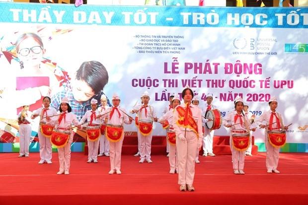 Lancement du 49e concours de composition epistolaire de l'UPU hinh anh 1