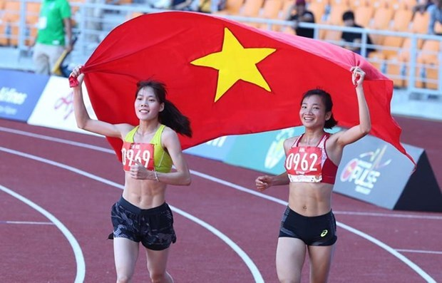 SEA Games 30 : le Vietnam remporte cinq medailles d'or supplementaires hinh anh 1