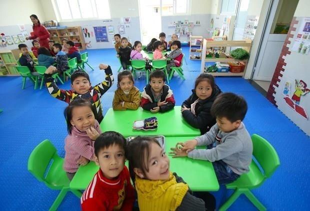 Lutte contre la malnutrition chez les enfants issus des ethnies minoritaires, selon la BM hinh anh 1