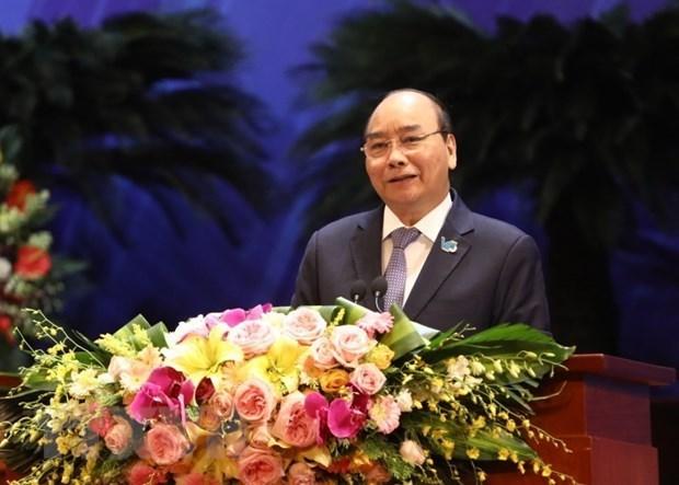Le Premier ministre Nguyen Xuan Phuc effectuera une visite officielle au Myanmar hinh anh 1