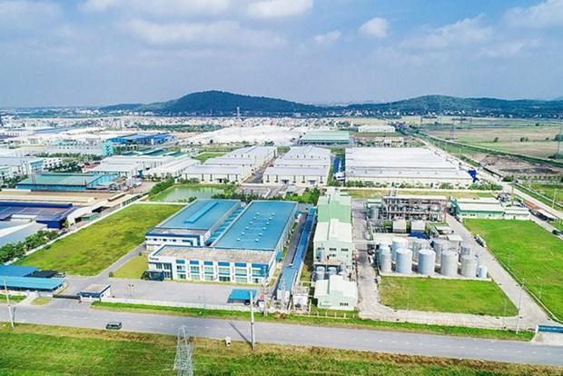 Bac Ninh cree deux zones industrielles auxiliaires hinh anh 1