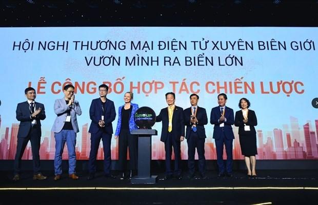 Le groupe Amazon devoile son premier partenaire financier au Vietnam hinh anh 1