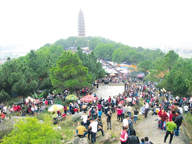 """""""Tourisme vert"""" - la tendance du developpement durable a Bac Ninh hinh anh 1"""