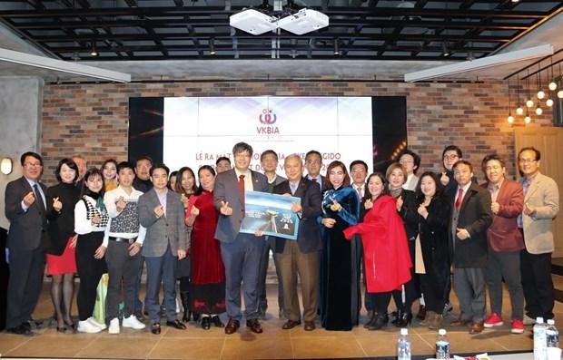 L'association des hommes d'affaires et d'investissement Vietnam-R. de Coree elargit son reseau hinh anh 1