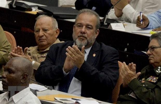 Le Vietnam envoie des messages de felicitations a Cuba hinh anh 1
