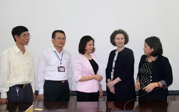 La BM et Bac Ninh discutent des soins des personnes agees hinh anh 1