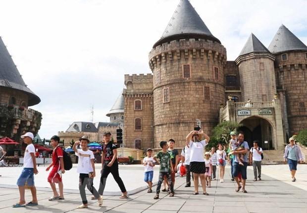 En 2020, Da Nang vise a attirer 9,8 millions de touristes hinh anh 1