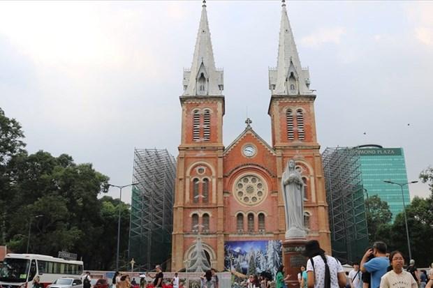 Ho Chi Minh-Ville, l'une des meilleures villes du monde pour vivre et travailler pour les expatries hinh anh 1