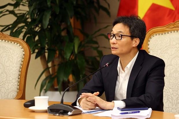 Reunion pour parachever les projets de documents du XIIIe Congres national du Parti hinh anh 1