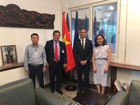ABVietFrance et sa mission de dynamiser le commerce franco-vietnamien hinh anh 2
