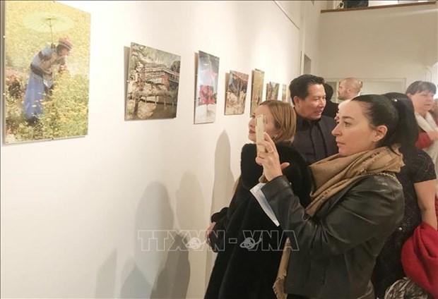Ouverture de l'exposition photographique