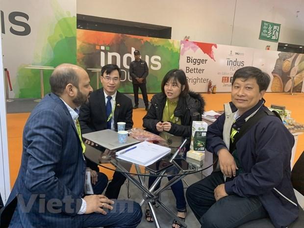 Alimentation : les entreprises vietnamiennes sondent les opportunites d'affaires en Inde hinh anh 1