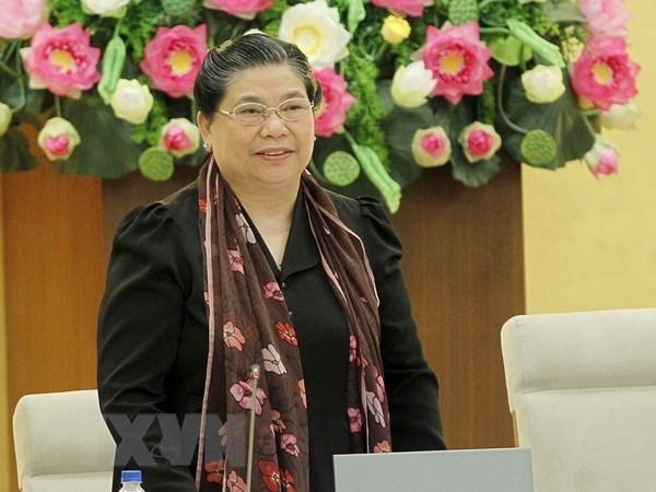Renforcer le role du parlement pour promouvoir la paix, la securite et la prosperite dans la region hinh anh 1