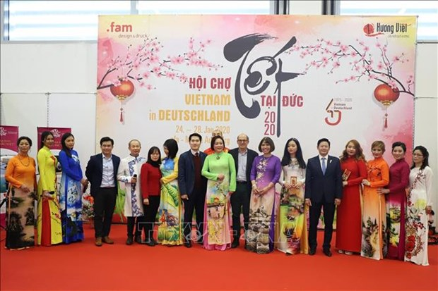 La culture vietnamienne presentee en Allemagne hinh anh 1