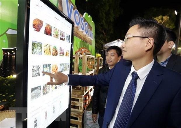 Le Vietnam a un marche de l'e-commerce en plein essor, selon Business Times hinh anh 1