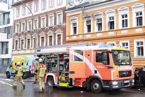 Allemagne : 12 blesses dans un incendie d'un immeuble gere par un Vietnamien hinh anh 1