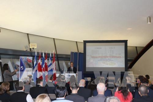 Le CPTPP apporte de nombreuses opportunites aux entreprises vietnamiennes et canadiennes hinh anh 1