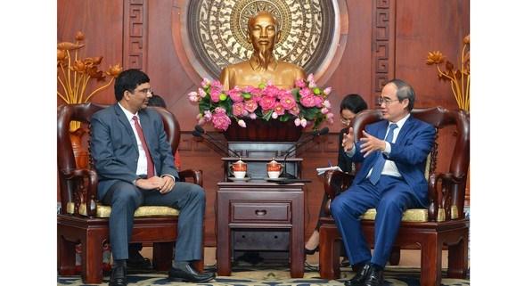 Ho Chi Minh-Ville favorise les activites des investisseurs etrangers hinh anh 1