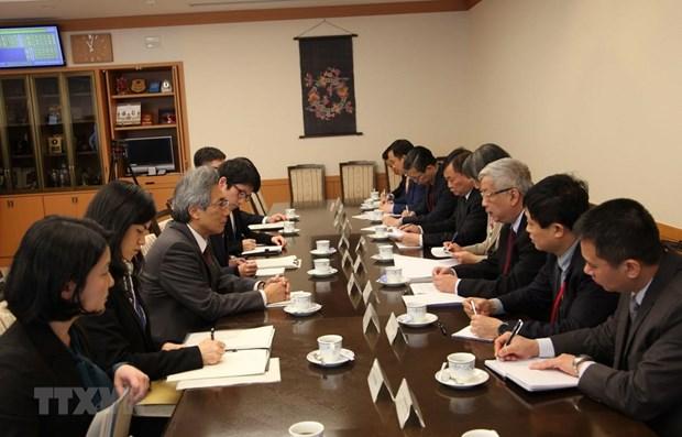 Consultation sur la defense entre le Vietnam et le Japon hinh anh 1