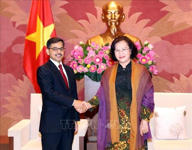 Les relations Vietnam – Inde en developpement fructueux hinh anh 1