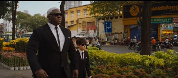 Ho Chi Minh-Ville fait son apparition dans le film