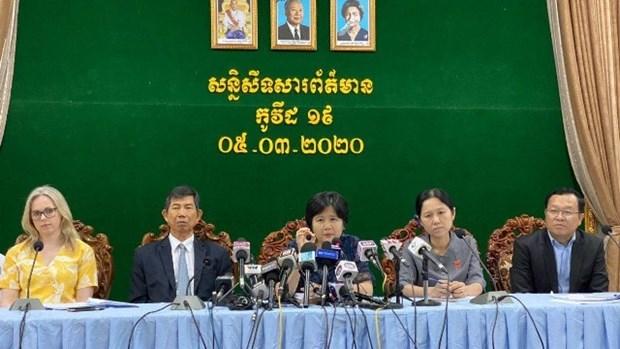 Le Cambodge et l'Indonesie prennent des mesures de prevention de la propagation de COVID-19 hinh anh 1