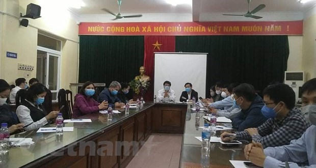 COVID-19 : le 39e cas d'infection confirme au Vietnam hinh anh 1