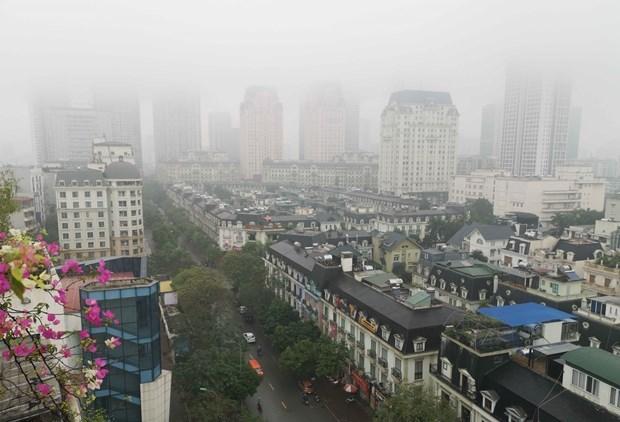 Plus de stations de surveillance automatique de la qualite de l'air seront construites au Vietnam hinh anh 1