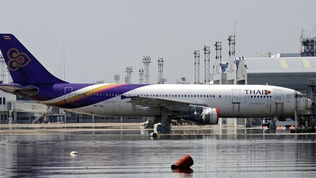 Thai Airways annule la plupart de ses vols internationaux hinh anh 1