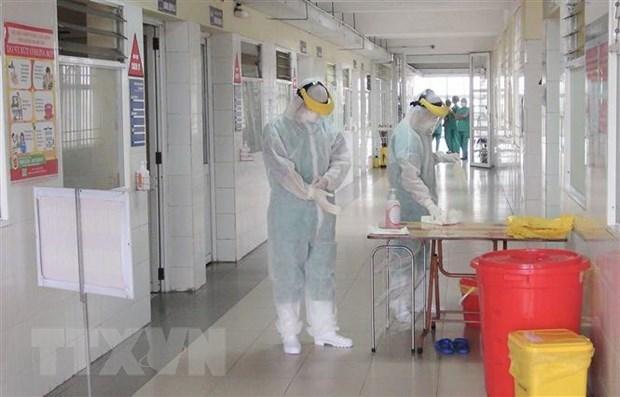 Un enfant de 10 ans atteint du COVID-19 recemment depiste au Vietnam hinh anh 1