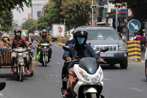 Le Cambodge reagit pour lutter contre l'epidemie de COVID-19 hinh anh 1